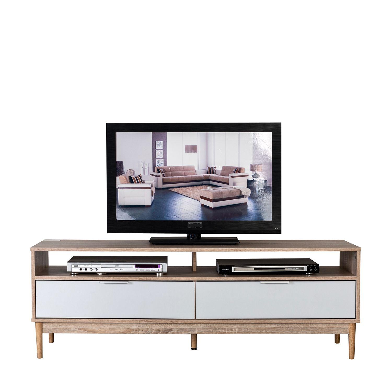 Móvel de TV estilo Nórdico 140cm