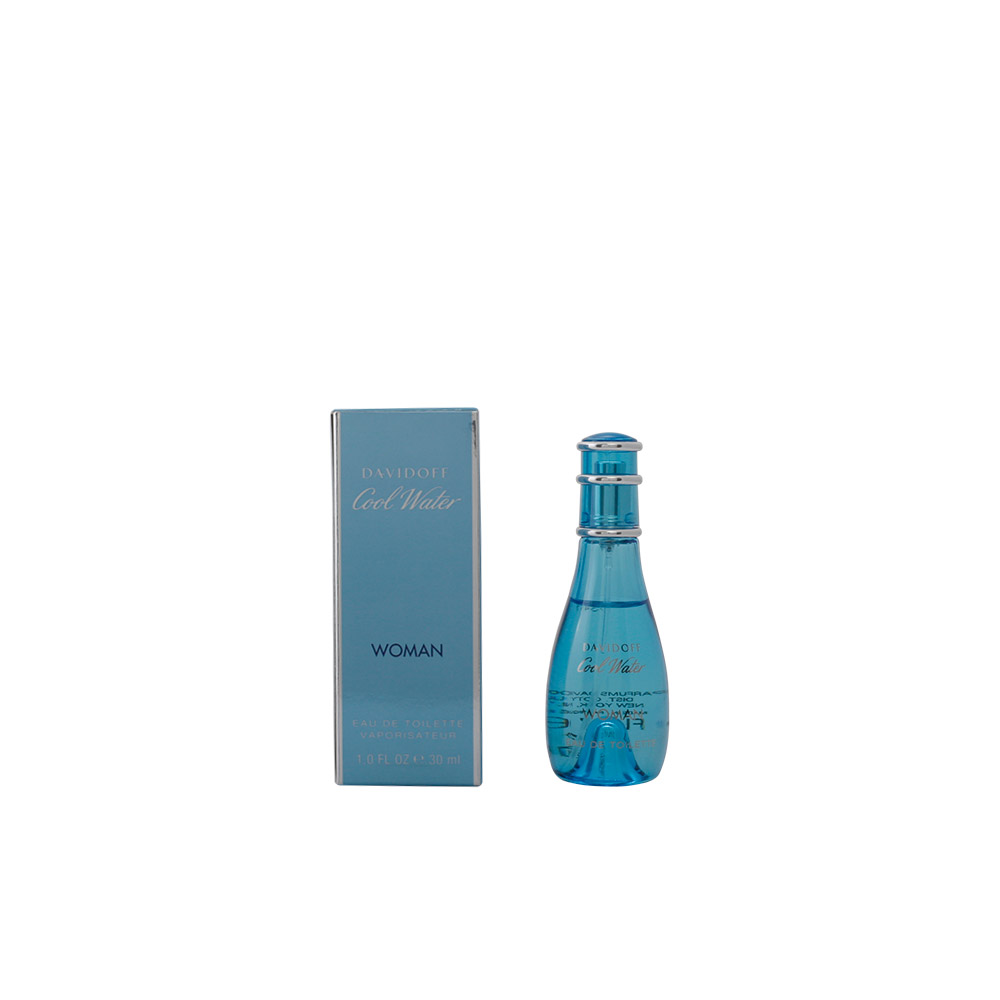 Cool Water Woman edt 100ml - Davidoff