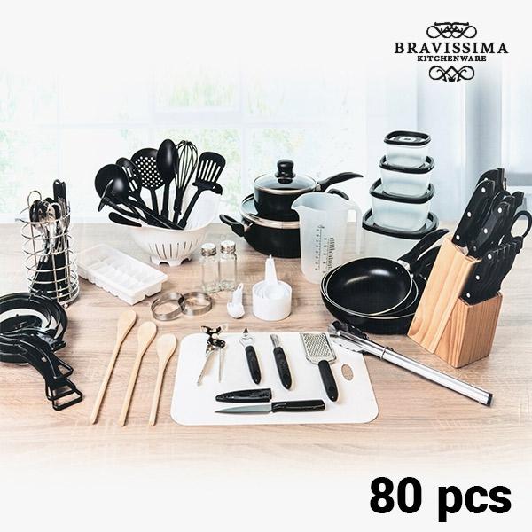 Conjunto Cozinha 80 peças