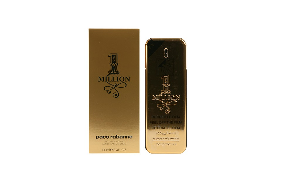 1 Million edt 50, 100, 200ml - Paco Rabanne