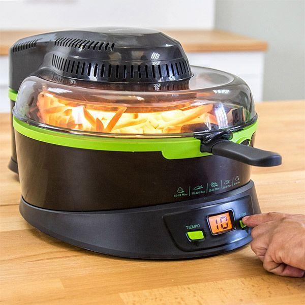 Fritadeira sem óleo multifunções