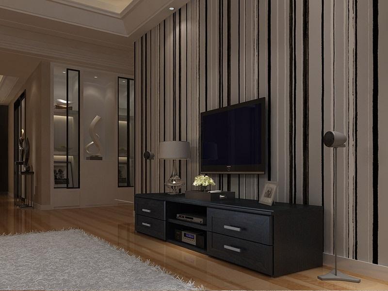Móvel de TV com arrumação - Disponível em 2 cores