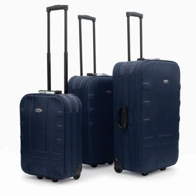 Conjunto de 3 Malas de Viagem, 4 rodas