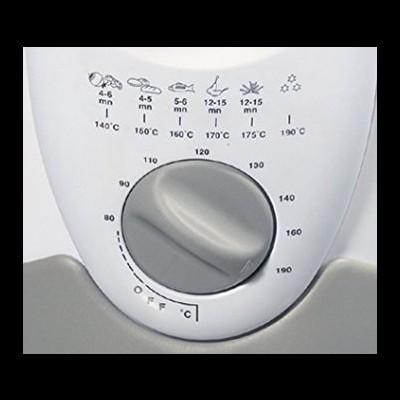 Fritadeira e Fondue eléctrico Clatronic