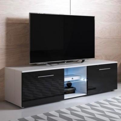 Móvel de Tv Den com luz LED - Disponível em 2 cores