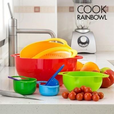 Utensílios de Cozinha, Saladeira, Escorredor, Peneira