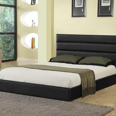 Cama de Casal Confort, disponível em 3 medidas e 2 cores