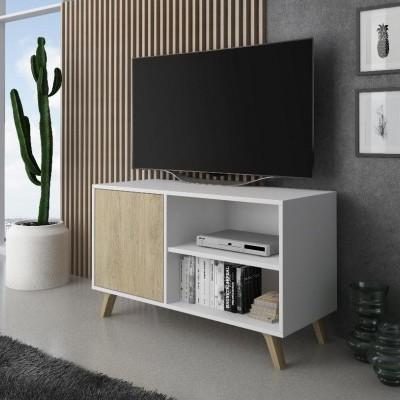 Móvel de Tv Estilo Nórdico - Disponível em 4 cores