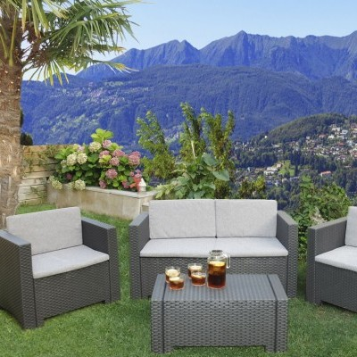 Mobiliário de Jardim (4 lugares)