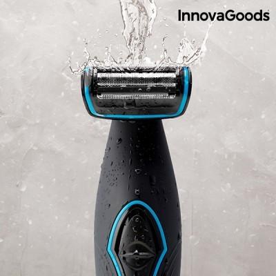 Depiladora corporal masculina waterproof