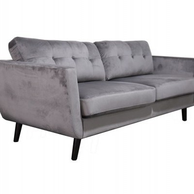 Sofá de 3 Lugares - Disponível em 2 cores