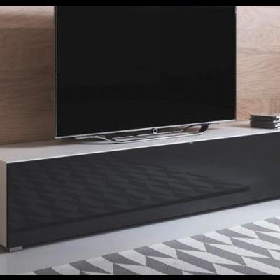 Móvel de TV de chão, 4 cores disponíveis