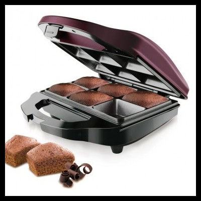 Máquina de Brownies e Bolos