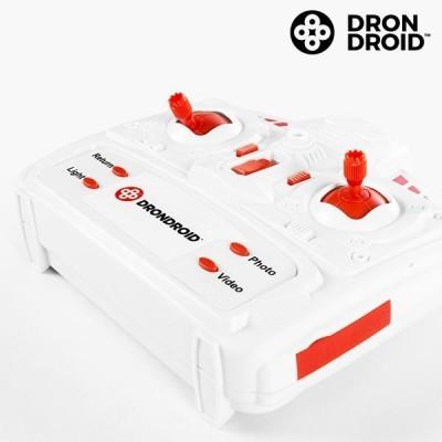 Drone Droid com Câmara, Rotação 360º