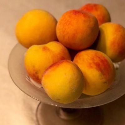 Caixa de Pêssegos Amarelos (10 Kg) - 24h!