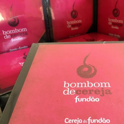 Bombons e Chá Preto - Cereja do Fundão (2+1)