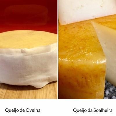 Dois Queijos: Soalheira + Ovelha