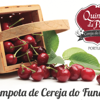 Compota de Cereja do Fundão (Cx. de 6)