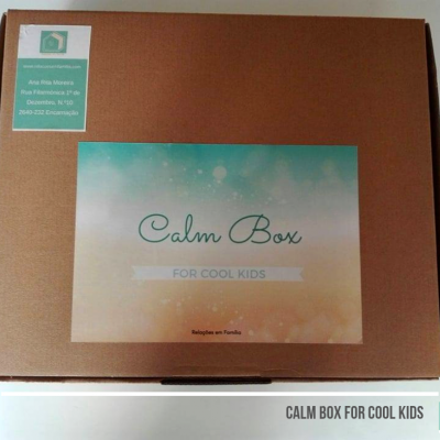 Calm Box For Cool Kids
