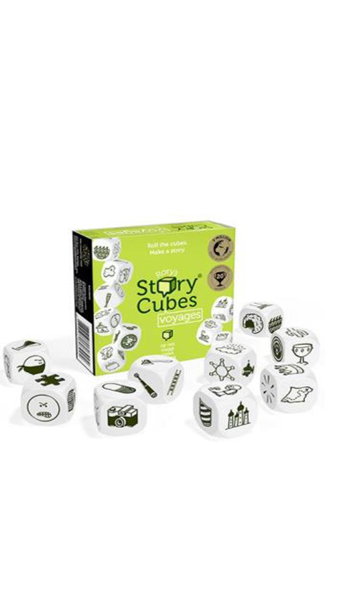 Story Cubes - Viagem