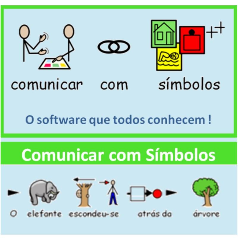 Comunicar com símbolos