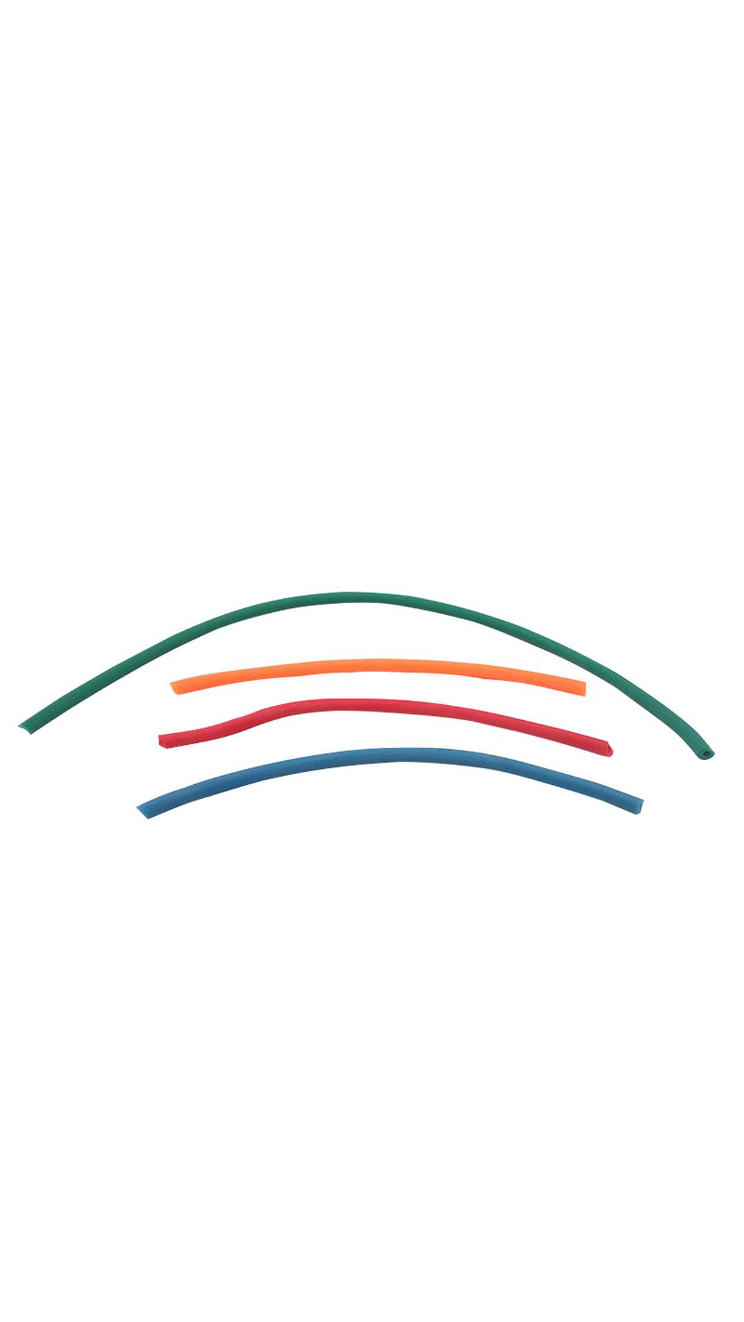 Garrote de látex colorido - 5mm