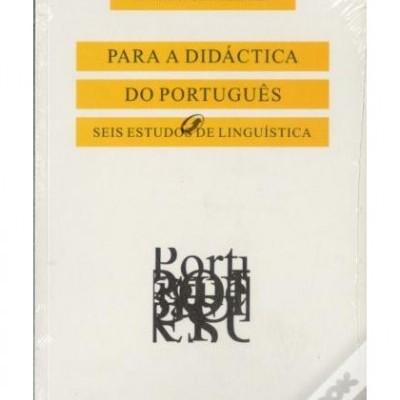 Para a Didáctica do Português