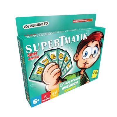 superTmatik Antónimos - Língua Portuguesa