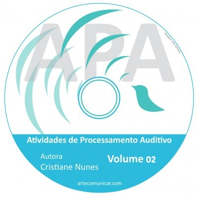 APA - Atividades do Processamento Auditivo - vol.2