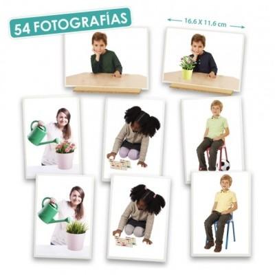 50 fotografias de diferenças