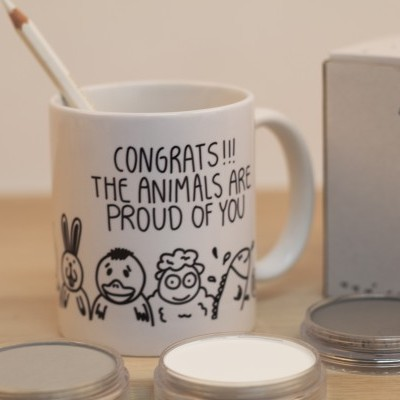 Caneca Are You a Vegan?