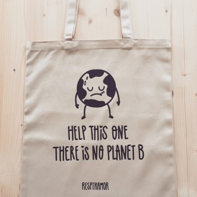 Tote Bag There Is No Planet B