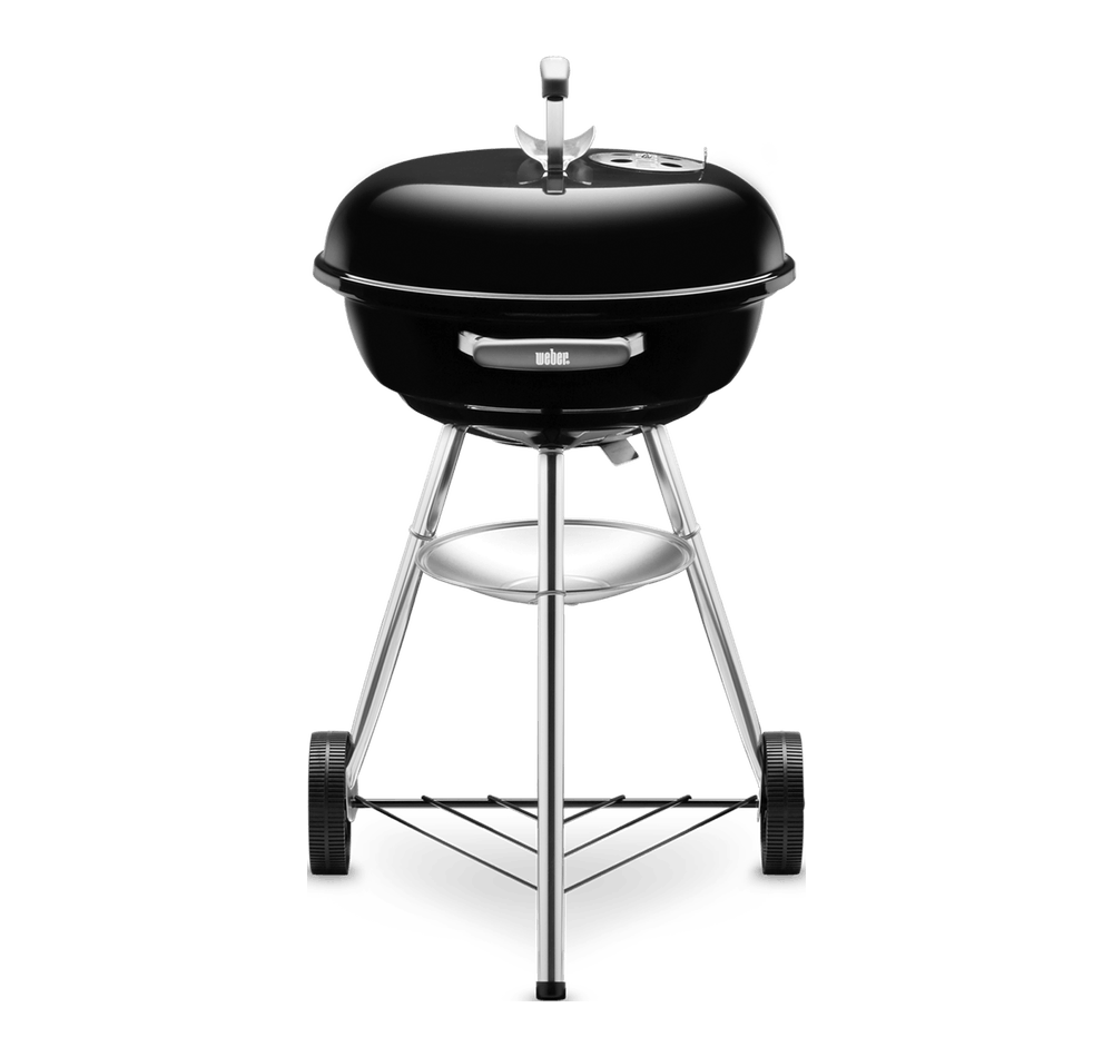 Barbecue a Carvão Weber Compact Charcoal Grill 47 Cm