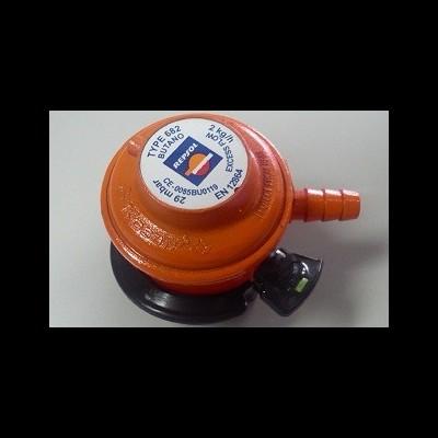 Redutor de gás 30mbar p/ garrafa