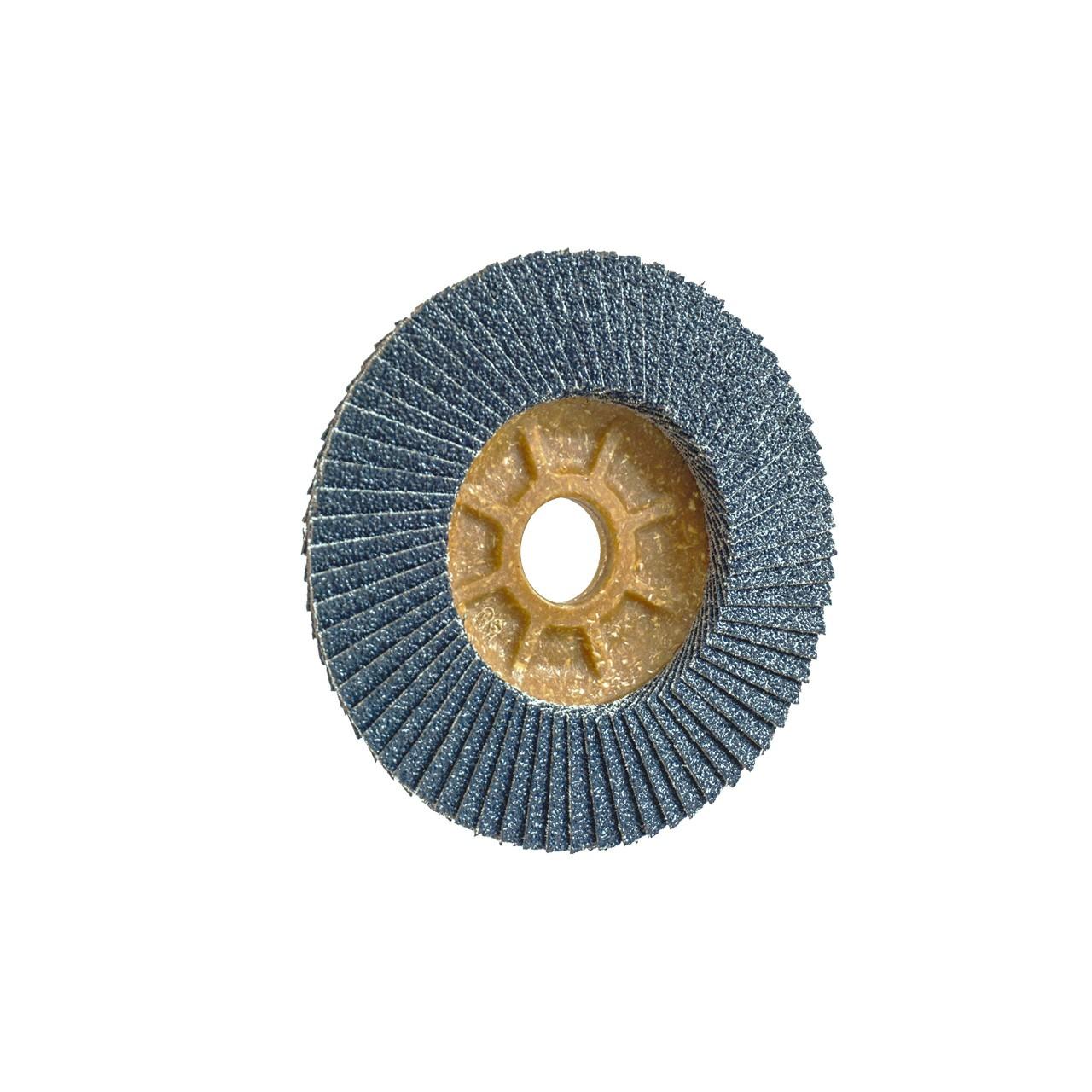 """Discos Lamelas PLANTEX® COOL TOP® UNIVERSAL 125 x 22,2 mm, grão 60 """"Kits 10 unid"""""""