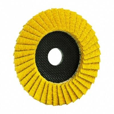 "Discos de lamelas TRIMFIX® HELLFIRE® 125 x 22,2 mm, Multigrão 40/60 ""Kits 10 unid"""