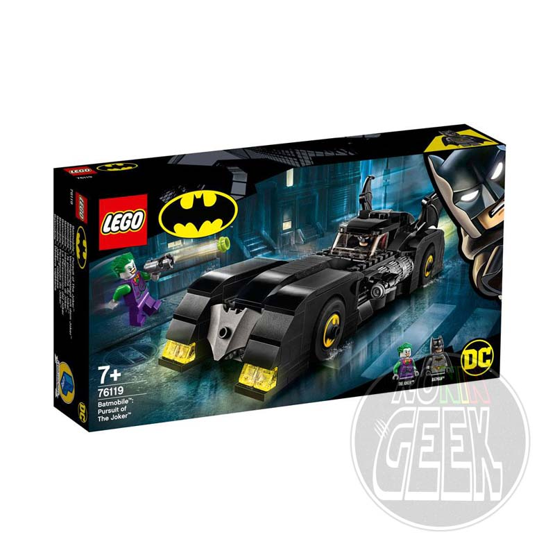 LEGO 76119 - Batmobile™: Pursuit of The Joker™