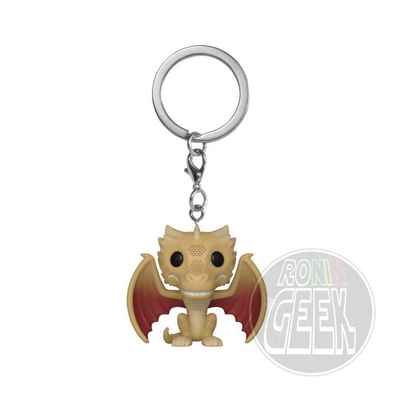 FUNKO POP! Keychain: Game of Thrones - Viserion