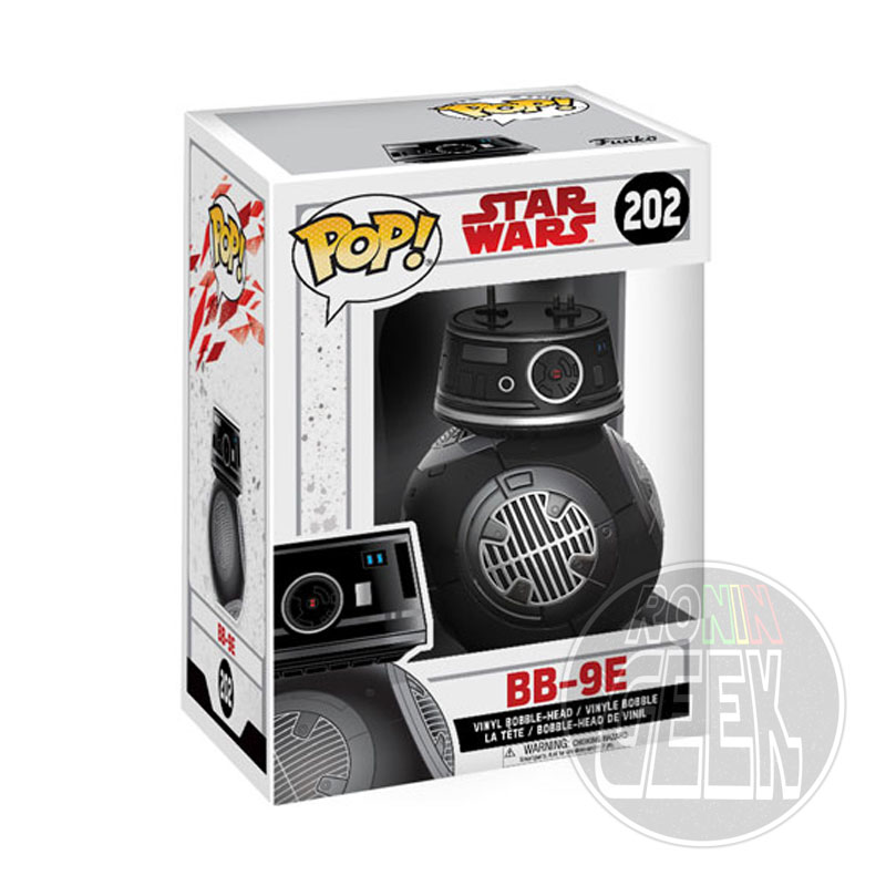 Funko POP! Star Wars Epi. VIII - BB-9E