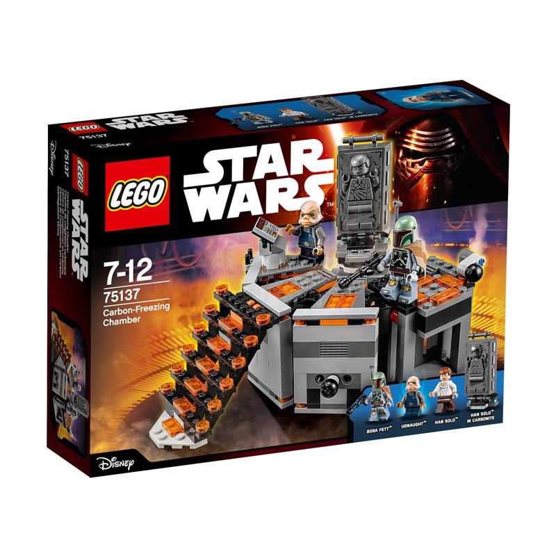 LEGO 75137 - Câmara de Congelamento em Carbono