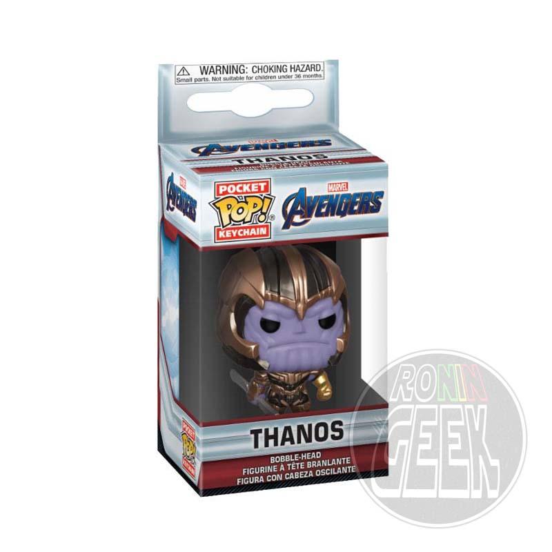 FUNKO POP! Keychain: Avengers Endgame - Thanos