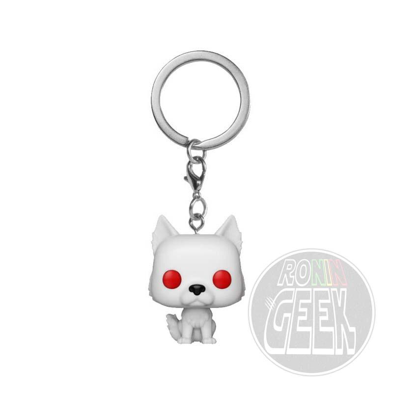 FUNKO POP! Keychain: Game of Thrones - Ghost