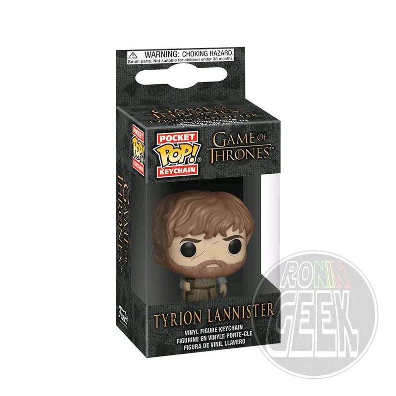FUNKO POP! Keychain: Game of Thrones - Tyrion Lannister