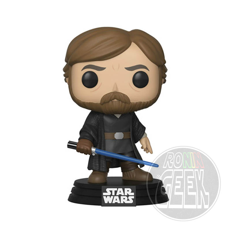 FUNKO POP! Star Wars Epi. VIII - Luke Skywalker Final Battle