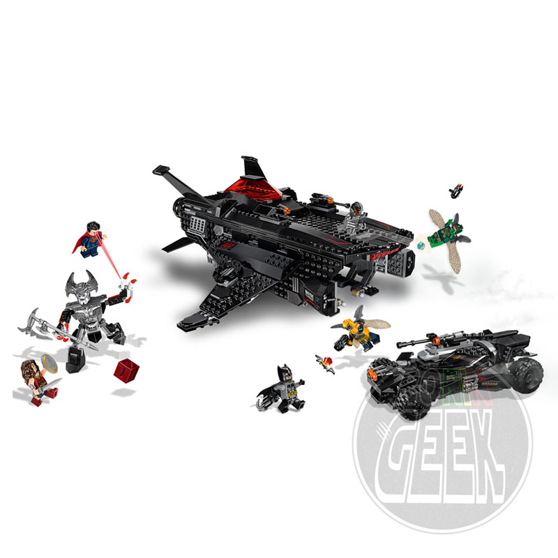 LEGO 76087 - Flying Fox: Ataque Aéreo do Batmobile