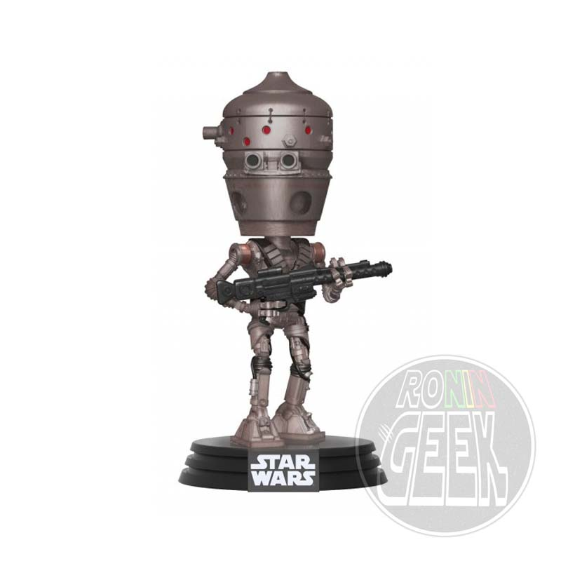 FUNKO POP! Star Wars: The Mandalorian - IG-11