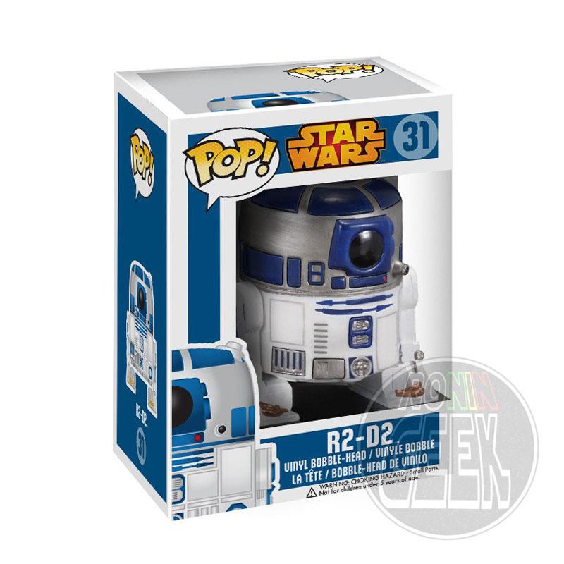 FUNKO POP! Star Wars - R2-D2