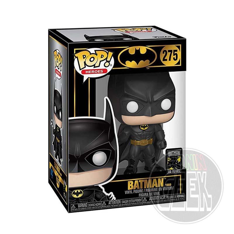 FUNKO POP! Heroes: Batman 1989 (Batman 80 Years)