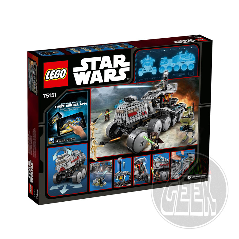 LEGO 75151 - Clone Turbo Tank™