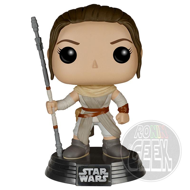 FUNKO POP! Star Wars Epi. VII - Rey